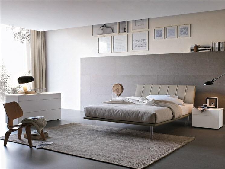 Moderne spalnice for Camere da letto ikea 2017